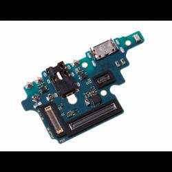 Connecteur de charge avec prise jack pour Samsung SM-N770 Galaxy Note 10 Lite photo 0