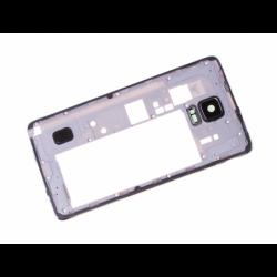 Châssis intermédiaire pour Samsung SM-N910 Galaxy Note 4 - Noir photo 0