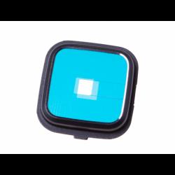 Support de lentille pour Samsung SM-N910 Galaxy Note 4 - Noir photo 0
