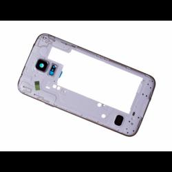 Châssis intermédiaire pour Samsung SM-G903F Galaxy S5 Neo - Noir photo 0