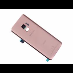 Vitre arrière avec logo pour Samsung SM-G960 Galaxy S9 - Or photo 0