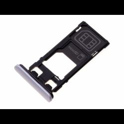Tiroir SIM pour Sony J8110, J8170 Xperia 1 - Blanc photo 0
