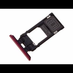 Tiroir SIM pour Sony J8210 Xperia 5 - Rouge photo 0