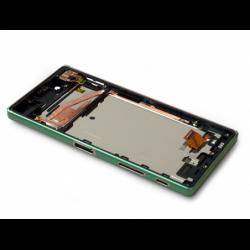 Bloc écran avec châssis Sony F5121 Xperia X, F5122 Xperia X Dual - Rose photo 1
