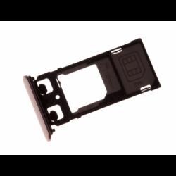 Tiroir SIM et carte SD pour Sony F5122 Xperia X Dual - Rose photo 0