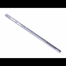Baguette latérale gauche pour Sony H3413 Xperia XA2 Plus, H4413, H4493 Xperia XA2 Plus Dual SIM - Argent photo 1