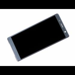 Bloc écran avec châssis Sony H8314 Xperia XZ2 Compact, H8324 Xperia XZ2 Compact Dual SIM - Vert photo 0