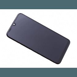 Bloc écran avec châssis Xiaomi Mi Play - Noir photo 0