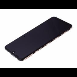Bloc écran avec châssis Xiaomi Mi Play - Noir photo 1