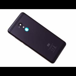 Vitre arrière avec logo pour Xiaomi Redmi 5 - Noir photo 0