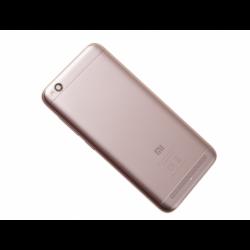 Vitre arrière avec logo pour Xiaomi Redmi 5A - Or photo 0