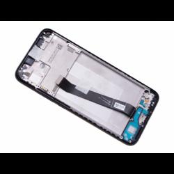 Bloc écran avec châssis Xiaomi Redmi 7 - Noir photo 1
