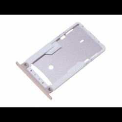 Tiroir SIM pour Xiaomi Redmi Note 4 - Or photo 0