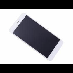 Bloc écran avec châssis Xiaomi Redmi Note 5A - Blanc photo 0
