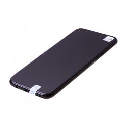 Bloc écran IPS LCD complet pré-monté sur châssis + batterie pour Huawei P40 Lite Noir photo 1