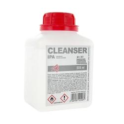 Bidon de 500ml de liquide nettoyant et désoxydant pour composants éléctroniques