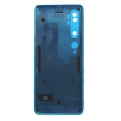 Vitre arrière pour Xiaomi Mi Note 10 et Mi Note 10 Pro Blanc Glacier photo 1