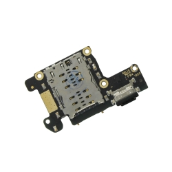 Connecteur de charge USB Type-C + lecteur SIM D'ORIGINE pour Xiaomi Mi 9T et Mi 9T Pro