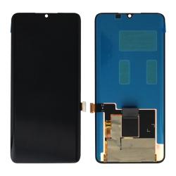 Ecran vitre + dalle Amoled pré-assemblé pour Xiaomi Mi Note 10 Pro