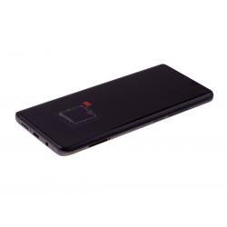 Bloc écran Amoled et vitre pré-montés sur châssis pour Xiaomi Mi Note 10 Noir photo 5