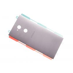 Vitre arrière originale de Sony Xperia XA2 Ultra Argent