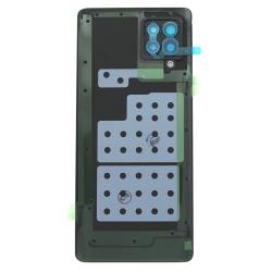 Vitre arrière pour Samsung Galaxy A42 Noir photo 1