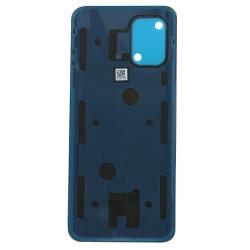 Vitre arrière pour Xiaomi Mi 10 lite Gris Cosmos photo 1