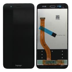 Ecran original vitre + LCD pré-assemblé pour Honor 8 Pro Noir