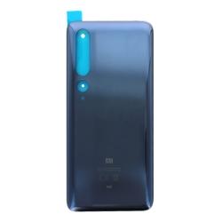 Vitre arrière pour Xiaomi Mi 10 Noir photo 2