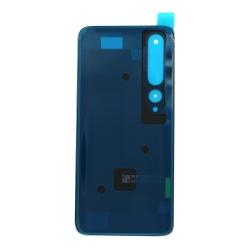 Vitre arrière pour Xiaomi Mi 10 Noir photo 1