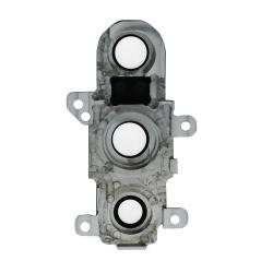 Lentille de protection en verre complète et châssis pour caméras arrière de Xiaomi Mi 9T et Mi 9T Pro photo 1