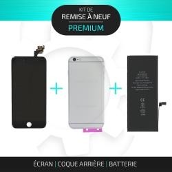 Kit de remise à neuf pour iPhone 6 Plus Gris Sidéral | PREMIUM