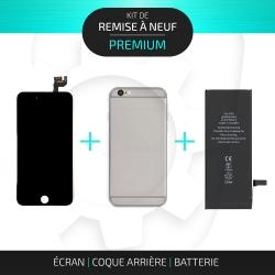 Kit de remise à neuf pour iPhone 6S Gris Sidéral   PREMIUM
