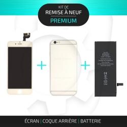 Kit de remise à neuf pour iPhone 6S Argent   PREMIUM