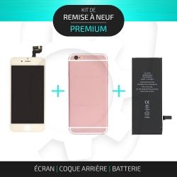 Kit de remise à neuf pour iPhone 6S Rose Gold   PREMIUM