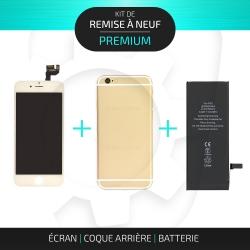 Kit de remise à neuf pour iPhone 6S Gold   PREMIUM