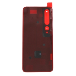 Vitre arrière pour Xiaomi Mi 10 Or Rose photo 1