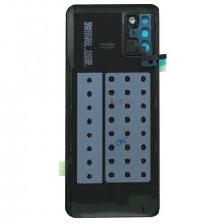 Vitre arrière pour Samsung Galaxy A31 Noir photo 1