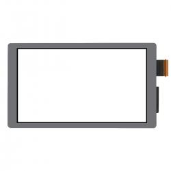 Vitre tactile grise pour Nintendo Switch Lite