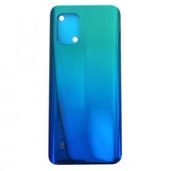 Vitre arrière pour Xiaomi Mi 10 lite Bleu photo 2