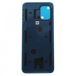Vitre arrière pour Xiaomi Mi 10 lite Bleu photo 1