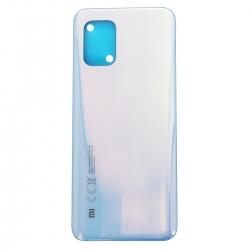 Vitre arrière pour Xiaomi Mi 10 lite Blanc photo 2