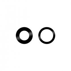 Lentilles de protection pour caméra arrière d'iPhone 12 mini photo 2