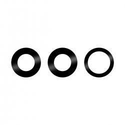 Lentilles de protection pour caméra arrière d'iPhone 12 Pro photo 2