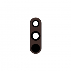 Lentille de protection en verre pour caméra arrière de Xiaomi Redmi 9A photo 1