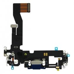Connecteur de charge Lightning pour iPhone 12 Pro Bleu photo 2