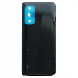 Vitre arrière pour Xiaomi Mi 10T et Mi 10T Pro Noir
