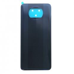 Vitre arrière pour Xiaomi Poco X3 Noir