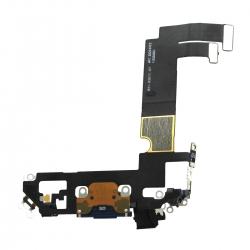 Connecteur de charge Lightning pour iPhone 12 mini Bleu photo 1