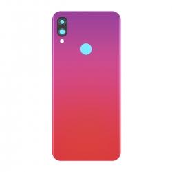 Vitre arrière Rouge compatible pour Xiaomi Redmi Note 7 et Redmi Note 7 Pro photo 2